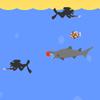Nadar con los Tiburones