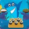 Bebé tiburón Sushi