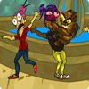 Descerebrado Mono Rampage