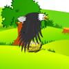 Supervivencia de un águila