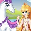 Caballo blanco princesa 2